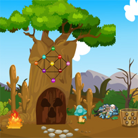 Free online flash games - Games4King Little Devil Girl Rescue game - WowEscape