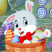 Free online flash games - G4k Easter Rabbit Rescue