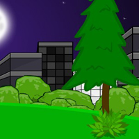 Free online flash games - MouseCity Halloween Night Escape  game - WowEscape