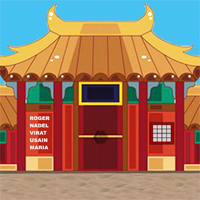 Free online flash games - Games2Jolly Chinese Treasure Escape game - WowEscape
