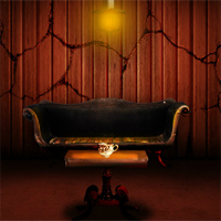 Free online flash games - Dark Wood Escape game - WowEscape