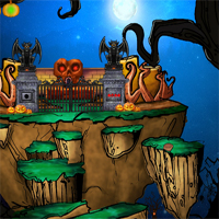 Free online flash games - NSREscapeGames Halloween Escape 2018 Chapter 9 game - WowEscape