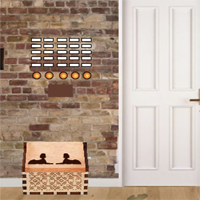 Free online flash games - GFG 3 Door Escape