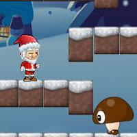 Free online flash games - Santa Arctic Adventure game - WowEscape