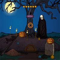 Games4Escape Halloween Scary Ghost Rescue