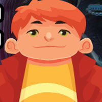 Free online flash games - G4k Chubby Boy Rescue game - WowEscape