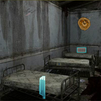 Free online html5 games - GFG Old And Creepy Room Escape game