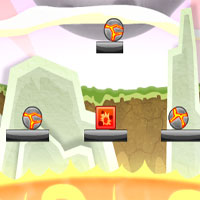 Free online flash games - Kamikaze Blocks 123 Bored game - WowEscape