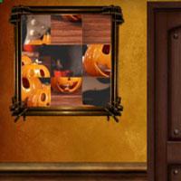 Free online html5 escape games - Amgel Halloween Room Escape 23