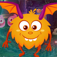 Free online flash games - G4k Laugh Creature Rescue