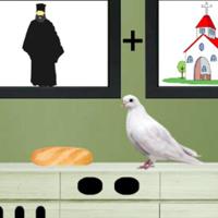 Free online html5 escape games - 8bgame Church Boy Escape