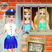 Free online flash games - Elsa Fashion Police game - WowEscape
