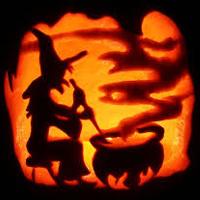Free online flash games - Halloween Pumpkin Stars game - WowEscape