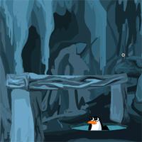 Free online flash games - Games4Escape Christmas Penguin Escape game - WowEscape