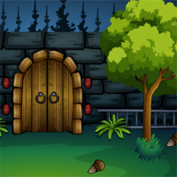 Free online flash games - DressUp2Girls Garden Secrets Escape game - WowEscape
