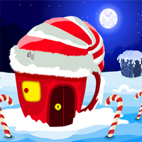 Free online flash games - MirchiGames Find Santa Mask Escape game - WowEscape