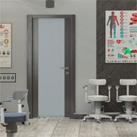 Free online flash games - GFG Dental Clinic Escape