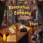 Free online html5 games - Renovation Company game