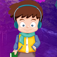 Free online flash games - G4K Modern College Boy Rescue Escape