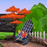 Free online flash games - Romantic Park Escape game - WowEscape