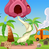 Free online flash games - Games4King Cute Cat Escape 2 game - WowEscape