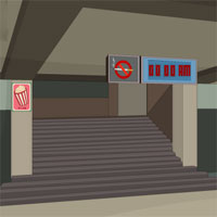 Free online flash games - Subway Escape game - WowEscape