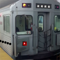 Free online flash games - Train Subway Fun Escape