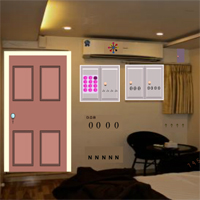 Free online flash games - GenieFunGames Night Time Door Escape game - WowEscape