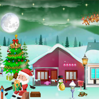 Free online flash games - Christmas Find The Jingle Bell game - WowEscape