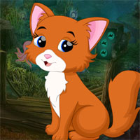 Free online flash games - G4k Cheating Cat Escape  game - WowEscape