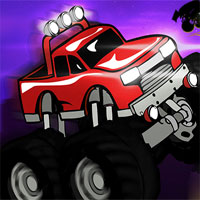 Free online flash games - Monstertruck Superhero 2 game - WowEscape