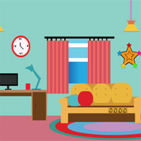 Free online flash games - Fantabulous House Escape OnlineGamezWorld game - WowEscape