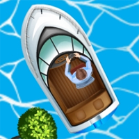 Free online flash games - Boat Race Deluxe game - WowEscape
