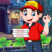 Free online flash games - G4K Pizza Delivery Boy Rescue Season 2