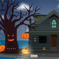 Free online flash games - Top10 Escape From Pumpkin Resort