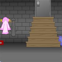 Free online flash games - Mousecity Escape Spooky Basement game - WowEscape