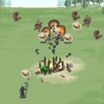 Free online flash games - Zombidle game - WowEscape