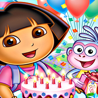 Free online flash games - Dora Hidden Objects game - WowEscape