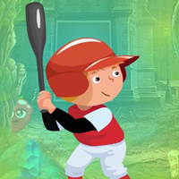 Free online flash games - G4K Baseball Player Escape