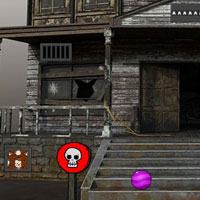 Free online flash games - G2J Peace The Old House Soul