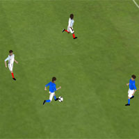 Free online flash games - Speed Play Soccer 4 game - WowEscape