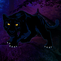 Free online flash games - Wowescape Save the Black Panther game - WowEscape