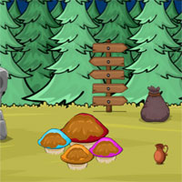 Free online flash games - G2J Stylish Girl Rescue Escape game - WowEscape