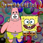 Free online flash games - SpongeBob Gold Rush 2 game - WowEscape