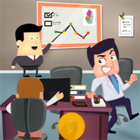 Free online flash games - Office Escaper game - WowEscape