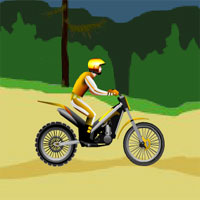 Free online flash games - Stunt Dirt Bike game - WowEscape