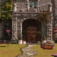 Free online flash games - GelBold Corner Cottage Escape game - WowEscape