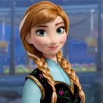 Free online flash games - Anna Frozen-Hidden Spots game - WowEscape