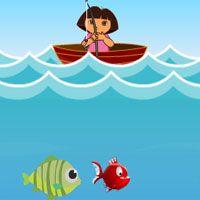 Dora Fun Fishing