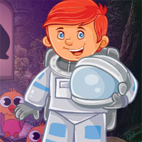Free online flash games - G4K Space Man Rescue